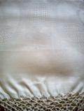 """asciugamano in lino giglio particolare - """"La Camelia Collezioni"""""""