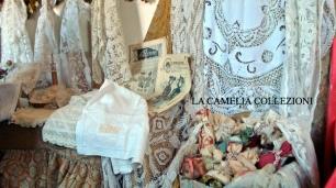 pizzi trine merletti esposizione 1 - la camelia collezioni
