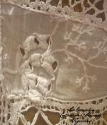 """centrotavola fondo bonnet - """"La Camelia Collezioni"""""""