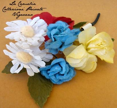 """fiori artificiali - """"La Camelia Collezioni"""""""