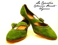 """scarpe in crosta - """"La Camelia Collezioni"""""""