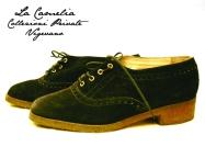"""scarpe con suola rubber - """"La Camelia Collezioni"""""""