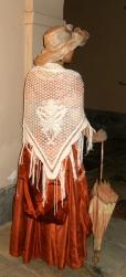 """palio di mede 2010 - abiti e accessori """"La Camelia Collezioni"""""""