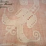 """striscia in tela feudale - """"La Camelia Collezioni"""""""
