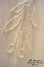 """tenda in tulle napoleone III particolare - """"La Camelia Collezioni"""""""