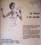 """biancheria audace e corsetteria modellante-""""La Camelia Collezioni"""""""