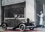 Balilla versione spider nata nel 1932 una delle prime vetture al mondo dotate di freni idraulici con tre marce