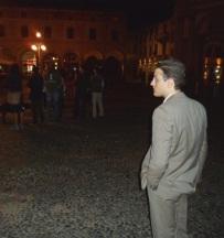 Ultima tappa con ritorno in Piazza Ducale - Antonio Mombelli il maestro di Vigevano
