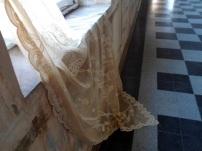 allestimento scenografico Palazzo Isimbardi -La Camelia Collezioni