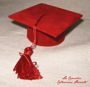 """tocco rosso per laurea - """"la camelia collezioni"""""""