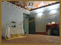 allestimento scenografico palazzo amisani