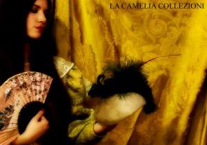 vestiti stile settecento - la camelia collezioni