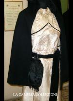 vestito da giorno fine 800 - moda femminile 1800 - la camelia collezioni