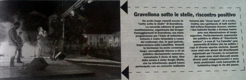 articolo informatore - 20 settembre 2012 notte bianca
