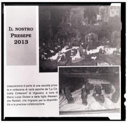 AURORA DELLA LOMELLINA 2013 - presepi a cura de la camelia collezioni 2