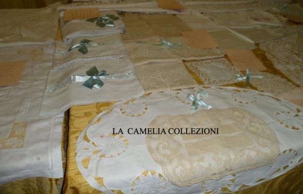 corredo - lenzuola - cuscini - la camelia collezioni