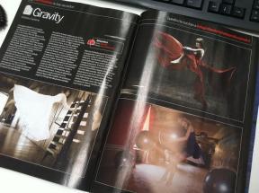 photoprofessional - articolo gravity - la camelia collezioni