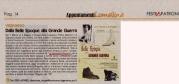 rassegna stampa - feste e patroni marzo 2015 - mostra scarpe