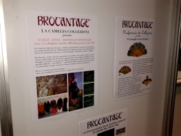 scialli mantelli mantiglie - brocantage - parco esposizioni novegro - febbraio 2016