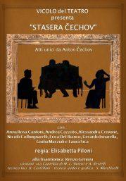 stasera cechov - compagnia teatrale vicolo del teatro - la camelia collezioni