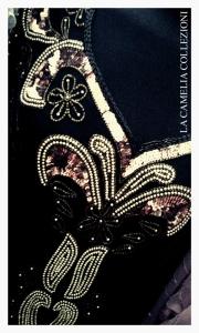 vestito -moda- anni 20- lungo con jaiss - la camelia collezioni