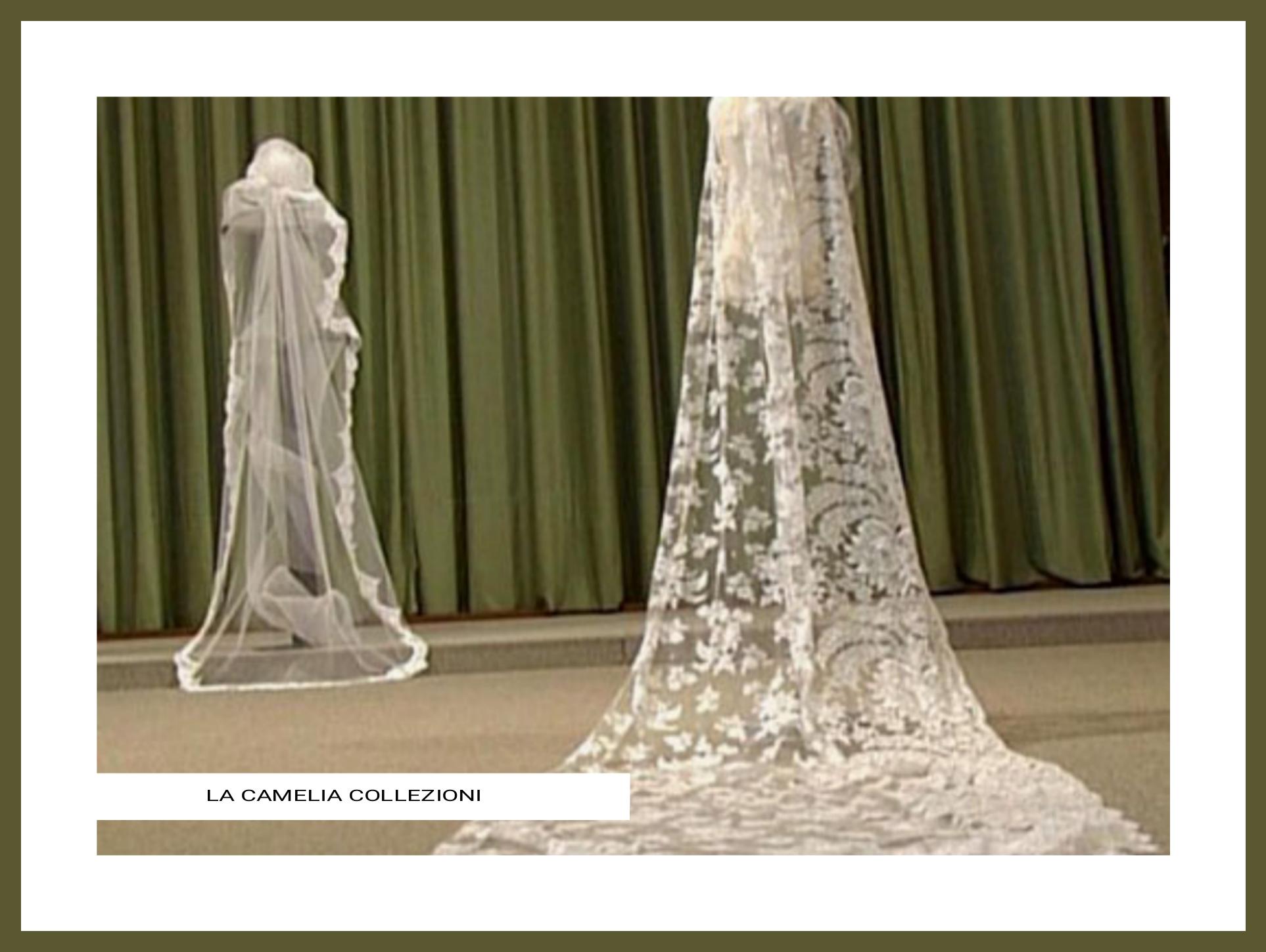 veli da sposa - veli nuziali - la camelia collezioni