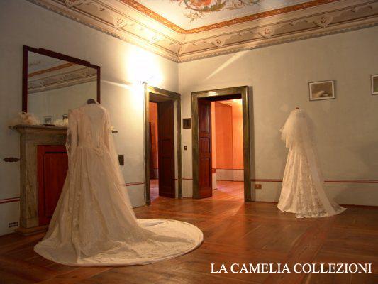 vestiti da sposa d eopoca vintage noleggio - la camelia collezioni