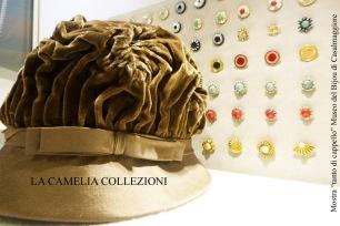 """Mostra dal titolo """"tanto di cappello"""" presso il Museo del Bijou di Casalmaggiore"""