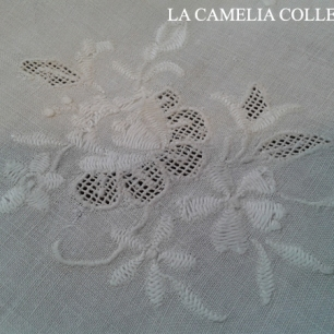 Tovaglietta da the punto gobeline - la camelia collezioni