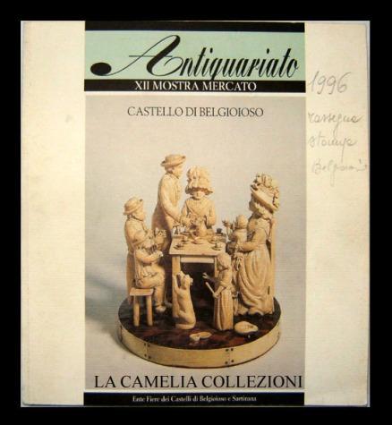 castello di belgioioso - anno 1996 - 1- la malizia sotto la veletta - la camelia collezioni