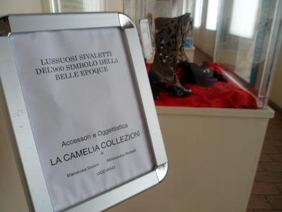 mostra scarpe dalla belle epoque alla grande guerra - comune di vigevano 1 - la camelia collezioni