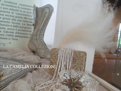 mostra scarpe dalla belle epoque alla grande guerra - comune di vigevano 10 - la camelia collezioni