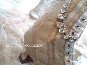 mostra scarpe dalla belle epoque alla grande guerra - comune di vigevano 11 - la camelia collezioni