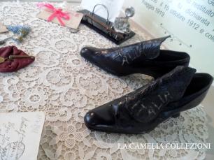 mostra scarpe dalla belle epoque alla grande guerra - comune di vigevano 12 - la camelia collezioni