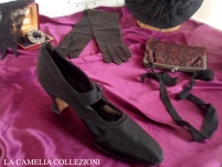 mostra scarpe dalla belle epoque alla grande guerra - comune di vigevano 6 - la camelia collezioni