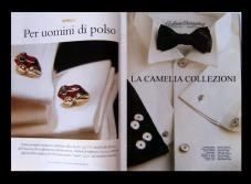 rivista antiquariato 2 - polsini gemelli camicia uomo - la camelia collezioni