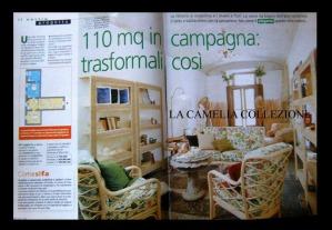 rivista casa idea - 1 - la camelia collezioni