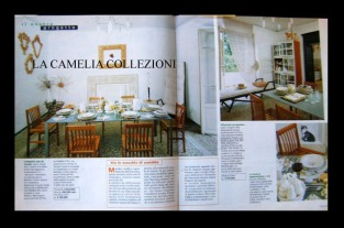 rivista casa idea - 2 - la camelia collezioni