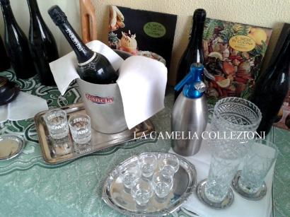 tavole vintage - allestimento accessori & oggettistica - la camelia collezioni