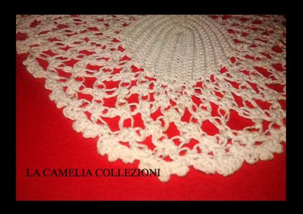 uncinetto - crochet - campionari - seampler fine 800- la camelia collezioni