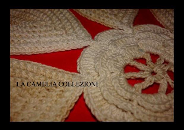 uncinetto - crochet - campionari - sempler - la camelia collezioni
