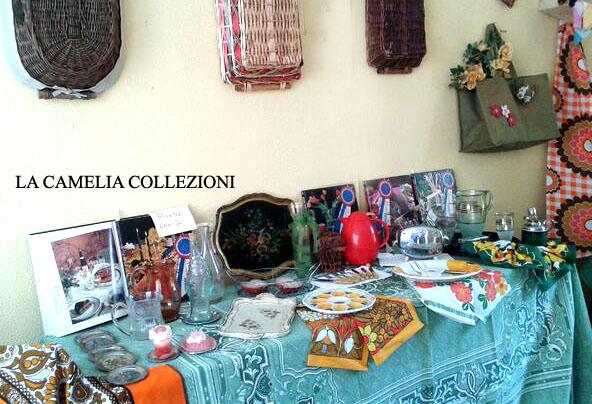 Vintage tavole allestimento oggettistica per la cucina la camelia collezioni la camelia - Oggettistica per cucina ...