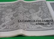 schema ricamo cod. 01 - la camelia collezioni