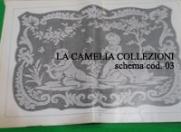 schema ricamo cod. 03 - la camelia collezioni