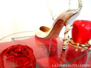 calzature e scarpe d'epoca - tacchi proibiti - scarpa marca lamperti 1- la camelia collezioni