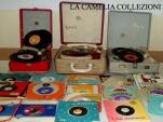 dischi vinili - giradischi vintage- la camelia collezioni