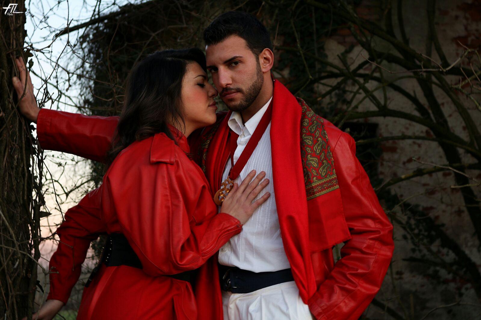 red passion - lui & lei - la camelia collezioni