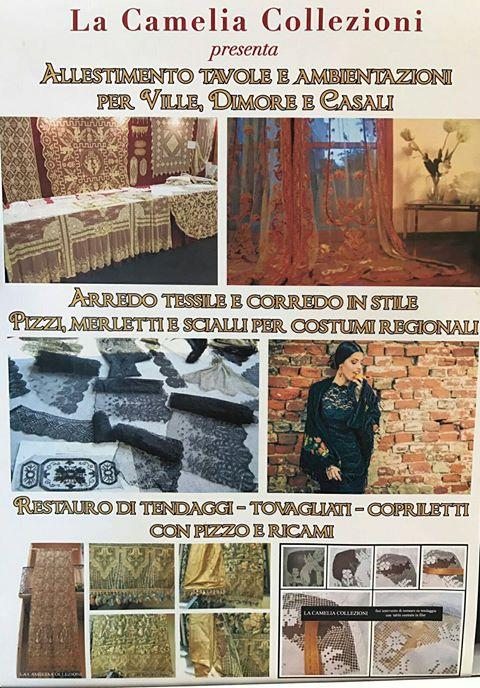 fiera del mediterraneo - benvenuti al sud edizione marzo 2017 - la camelia collezioni