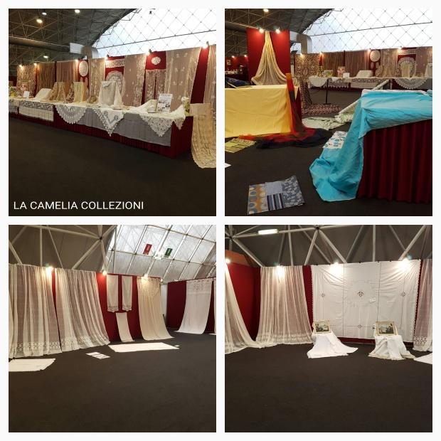 Brocantage maggio 2017 - allestimento stand la camelia collezioni