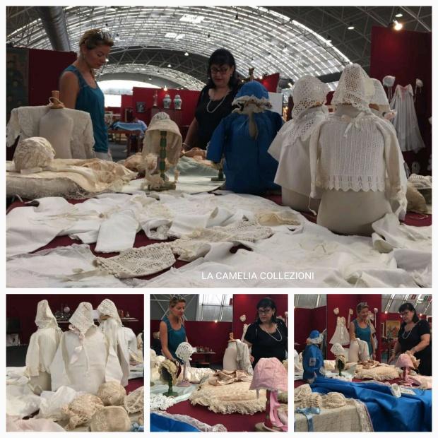Corredini neonato e port enfant antichi e d epoca - la camelia collezioni